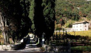 sentiero toblino ranzo valle dei laghi