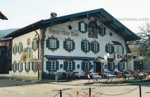 hotel alte poste oberammergau