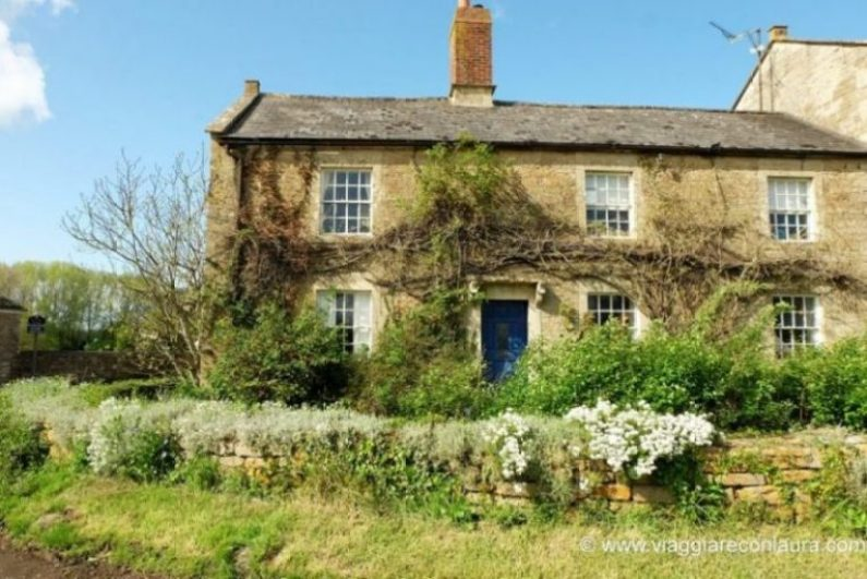 cotswolds dove dormire damson cottage lacock