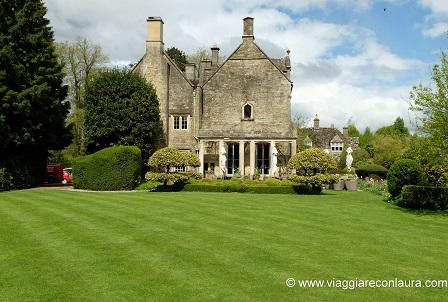 i giardini più belli d'inghilterra barnsley house