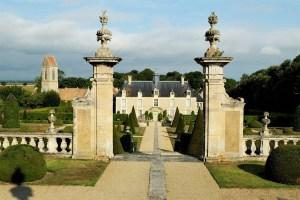 giardini normandia brecy