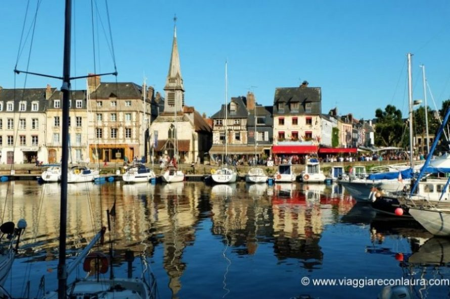 honfleur cosa vedere