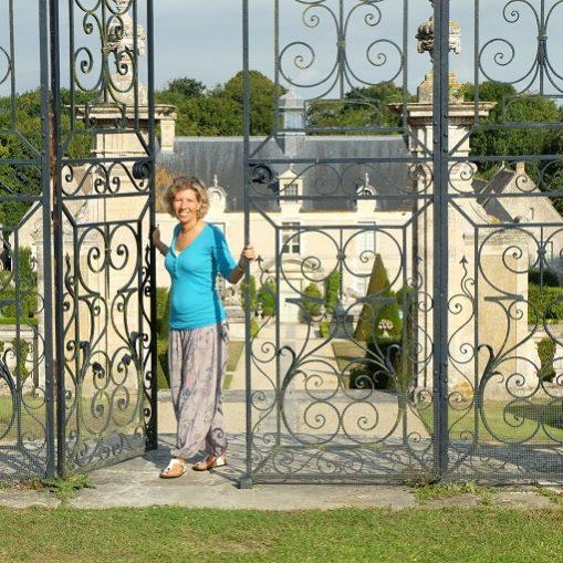 i giardini della normandia Chateau Brecy