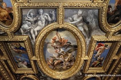 visita palazzo ducale venezia - sala consiglio dei dieci
