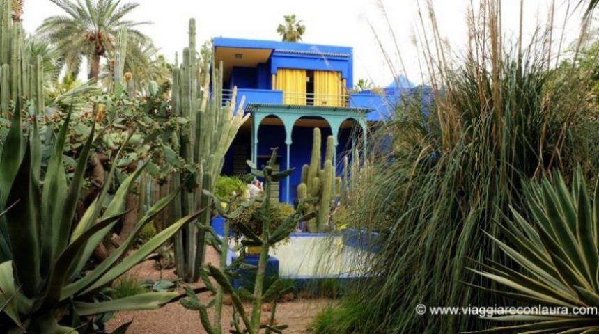jardin majorelle marrakech prezzi