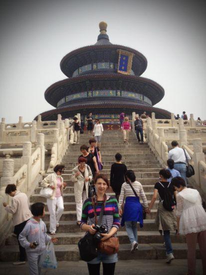 Mollare Tutto E Viaggiare Da Sola In Cina