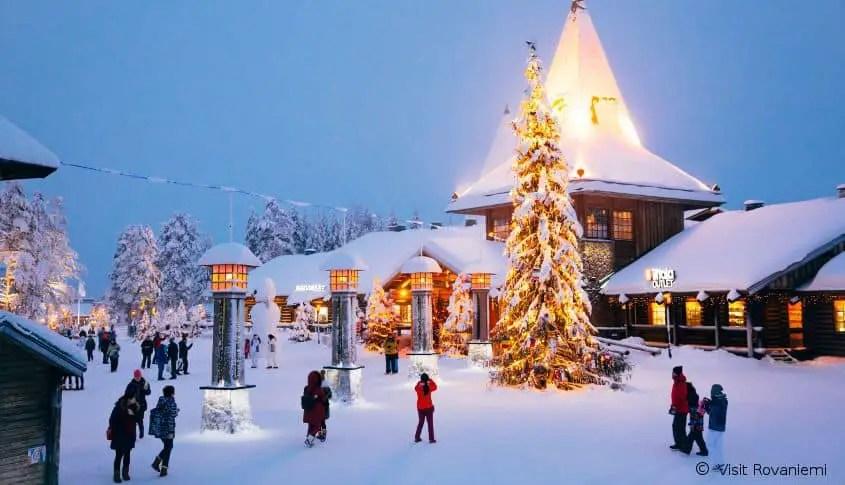 Villaggio di Babbo Natale  Rovaniemi  Cosa Vedere e Come Arrivare  ViaggiareVerde