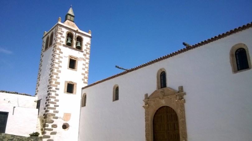 Chiesa di Santa Maria di Betancuria (Fuerteventura)