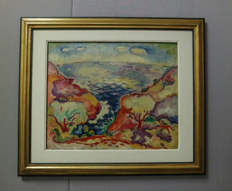 Port Miou, Georges Braque