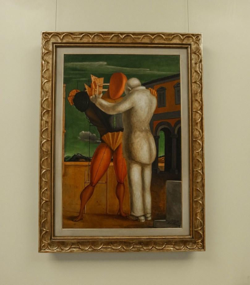 Il Figliol Prodigo, Giorgio De Chirico