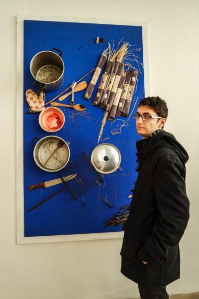 Daniel Spoerri, Eat Art, Modena