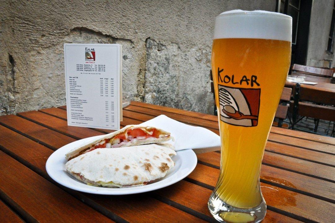 Kolar, Vienna