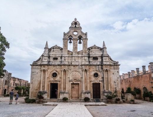 monastero di arkadi