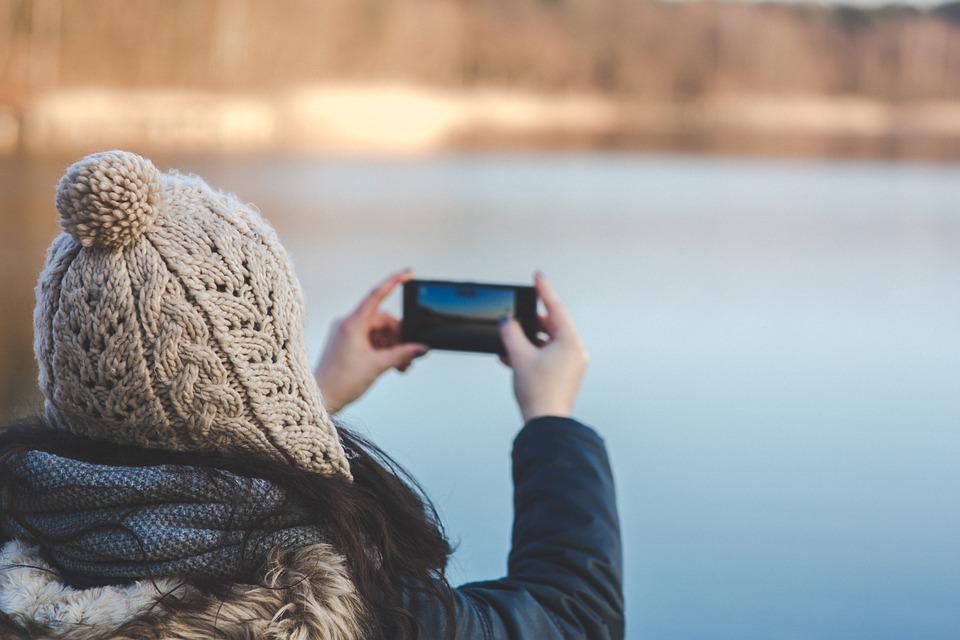 Come fotografare l'inverno su Instagram