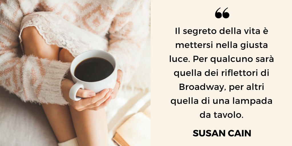 Quiet, Susan Cain