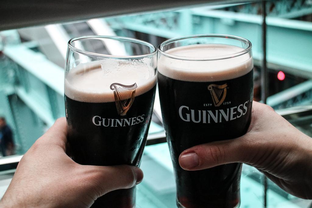 Visita alla Guinness Storehouse