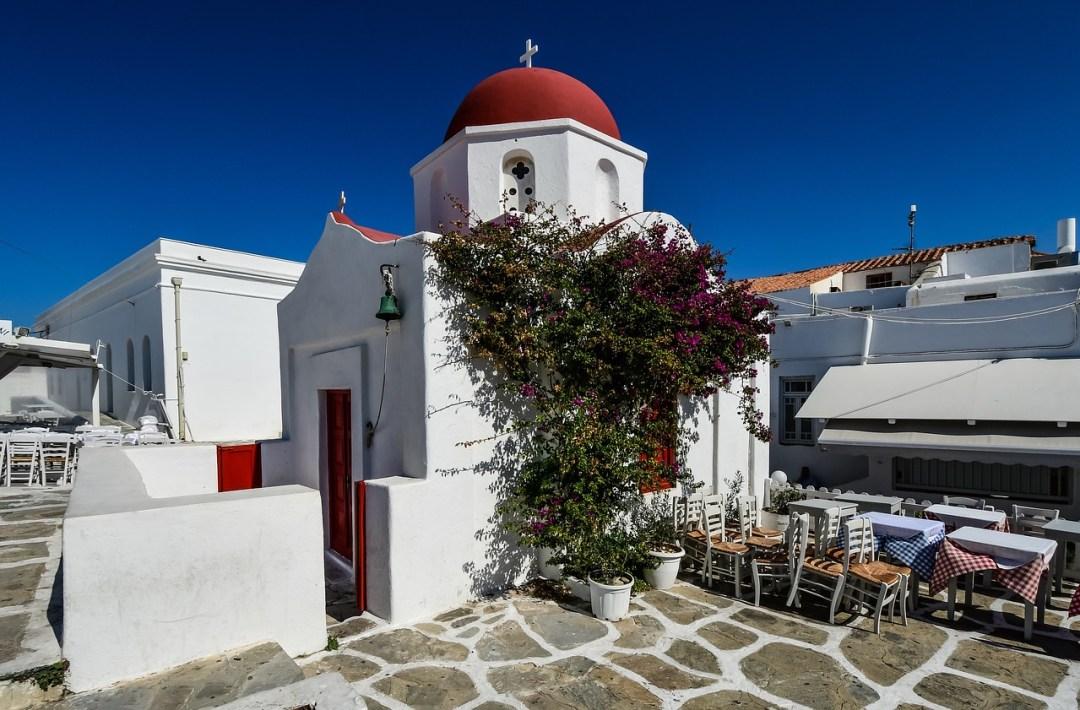 Vacanza a Mykonos