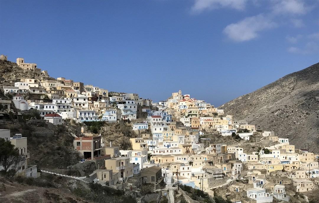 Vacanza a Karpathos