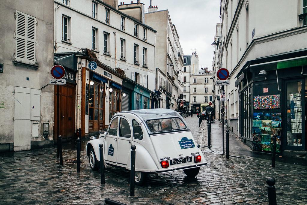 Film ambientati a Parigi, Montmartre