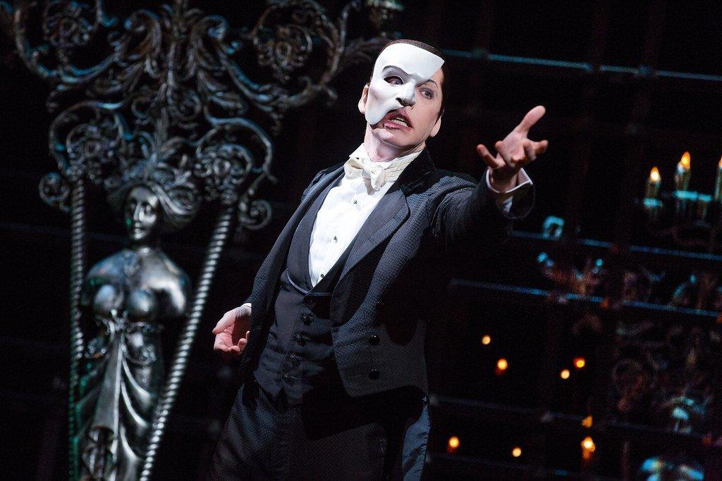 Il fantasma dell'opera, musical, Londra
