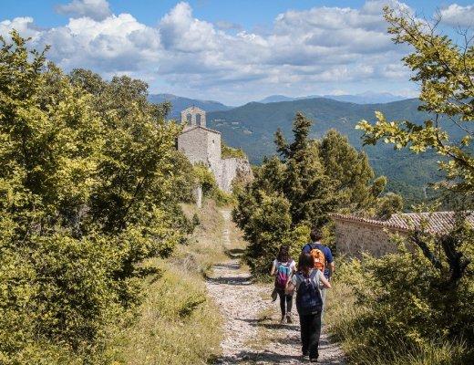 Escursione allo Scoppio, Umbria