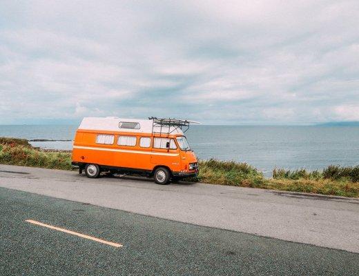 6 itinerari da sogno in camper