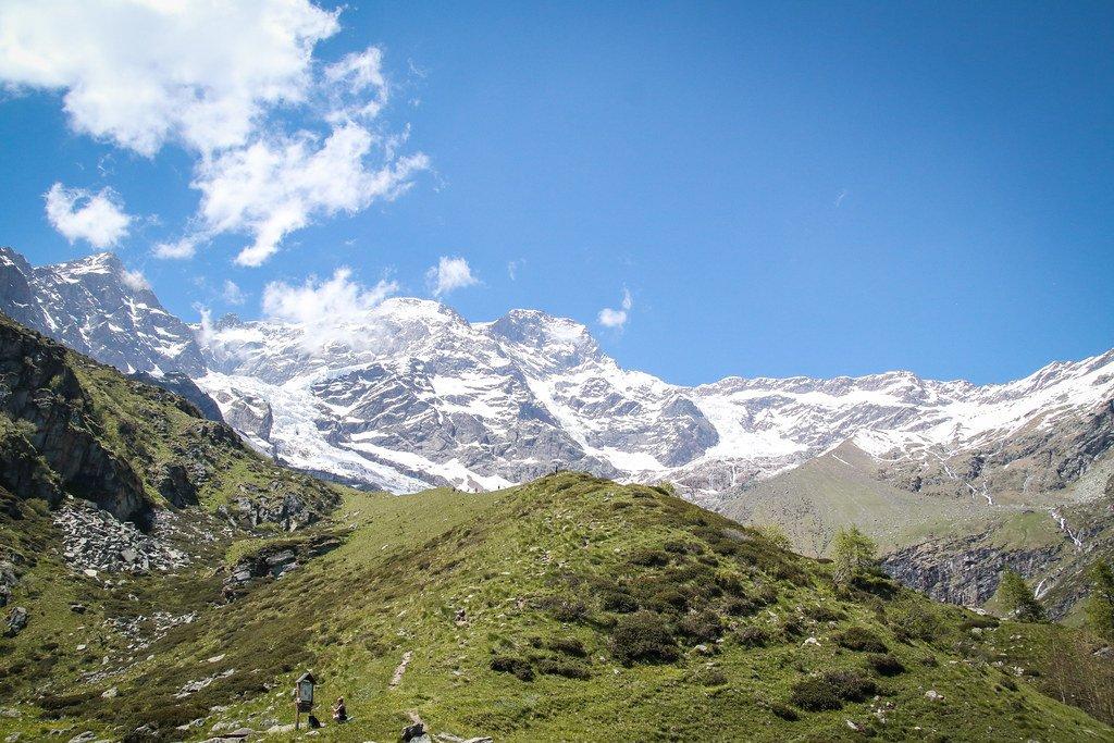 Escursione all'Alpe Bors, Valsesia