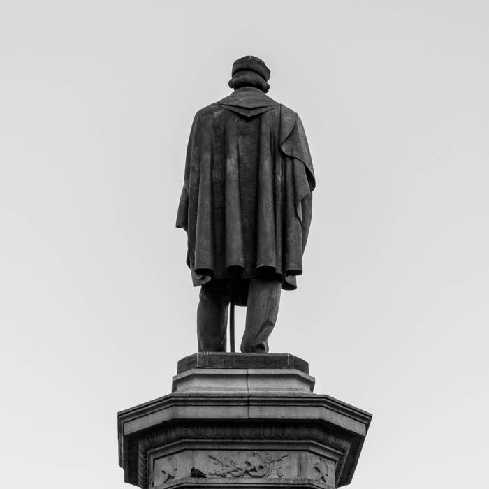 Napoli, piazza Garibaldi