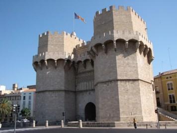 Spagna - Valencia - Torres de Serrans