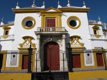 Spagna - Sevilla - Plaza de Torros de la Real Maestranza