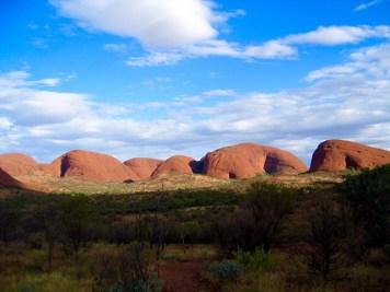 Australia - Nel cuore dell'Outback - Kata Tjuta - Valley of the Winds Walk