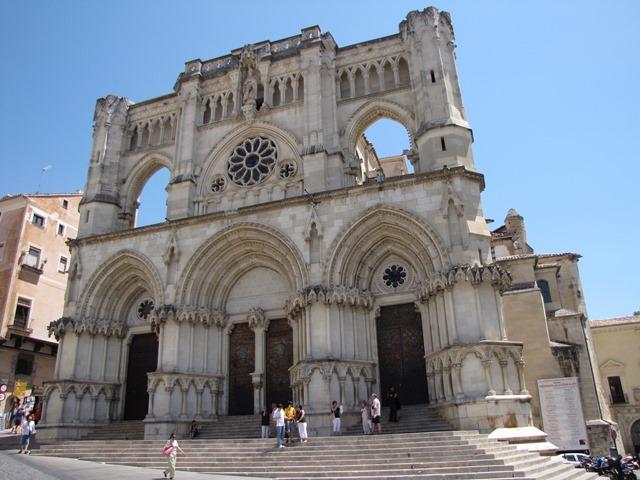 Spagna - Cuenca - Catedral