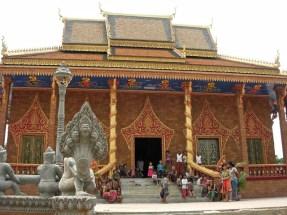 Cambogia - Kompong Kham - Banteay Prey Nokor