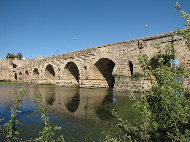 Spagna - Mérida - Puente Romano