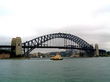 Australia - Sydney - Harbour Bridge