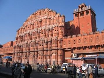 India - Jaipur - Hava Mahal