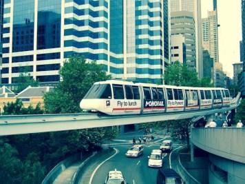 Australia - Sydney - Metro Monorail