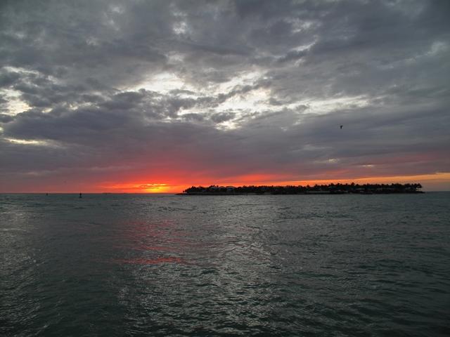 U.S.A. - Key West - Tramonto