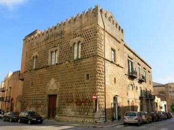 Sciacca - Palazzo Steripinto
