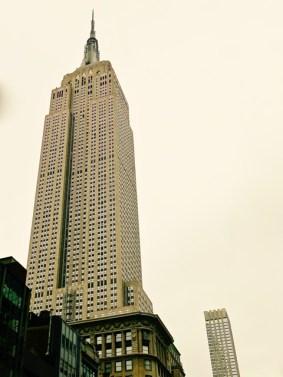 U.S.A. - New York City - Empire State Building