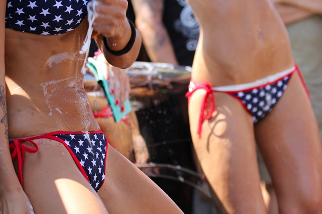 Biker Bikini Benefit 2013