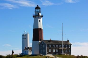 U.S.A. - New York - Montauk Point Lighthouse
