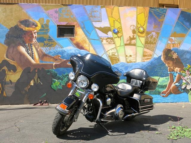 Hawaii - Maui - Murales di Eric Okdeh