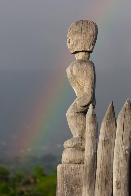 Hawaii Island - Puuhonua O Honaunau National Historical Park