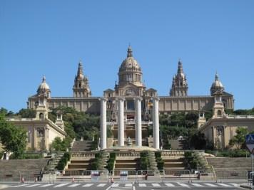 Spagna - Barcelona - Palau Nacional