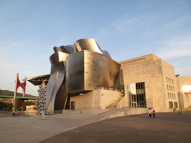 Spagna - Bilbao - Museo Guggenheim