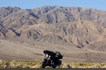 Viaggio in moto negli USA - California - Death Valley National Park
