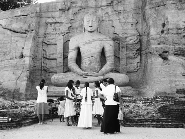 Sri Lanka - Polonnaruwa - Gal Vihara