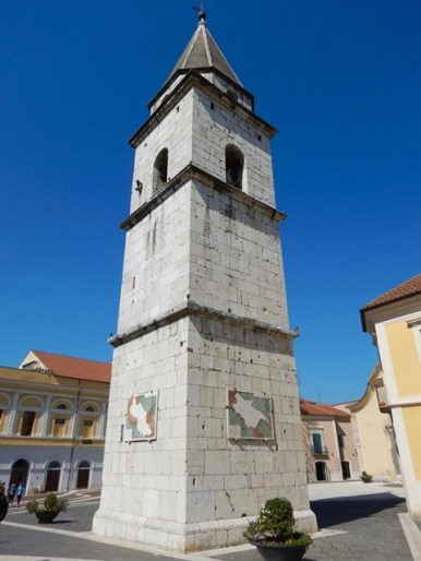 Benevento - Campanile di Santa Sofia