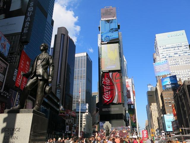 U.S.A. - New York City - Times Square